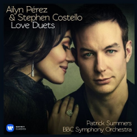 Ailyn Perez & Stephen Costello Love Duets CD